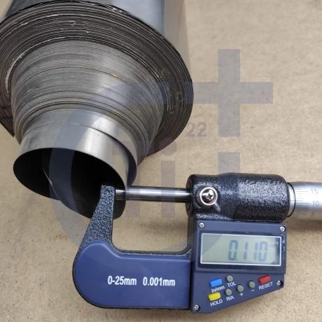 Титановая лента 0.11мм марка ВТ1-00
