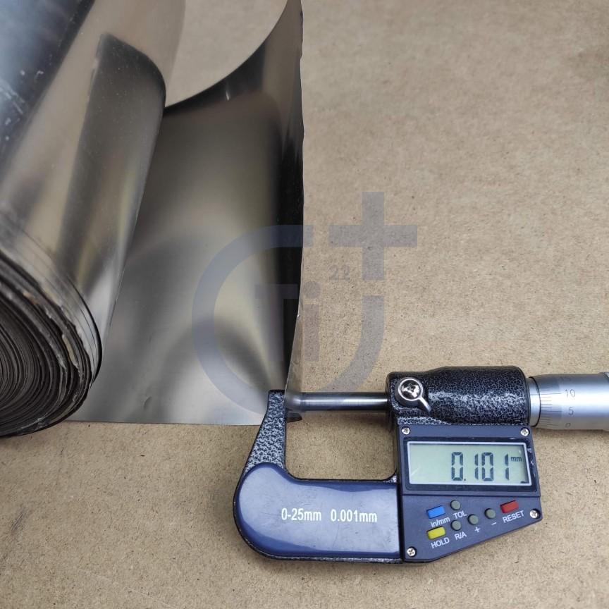 Титановая лента 0.1мм марка ВТ1-00