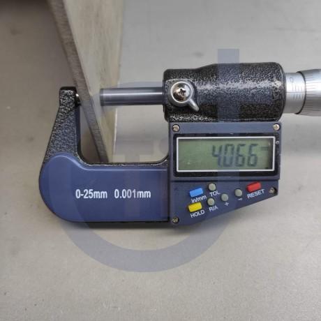 Титановый лист 4мм марка ВТ-6