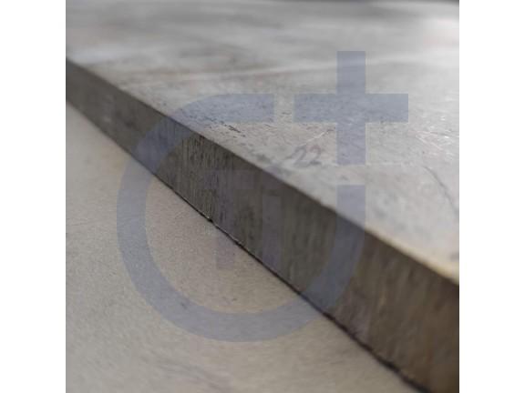 Титановый лист 14мм марка ВТ1-0