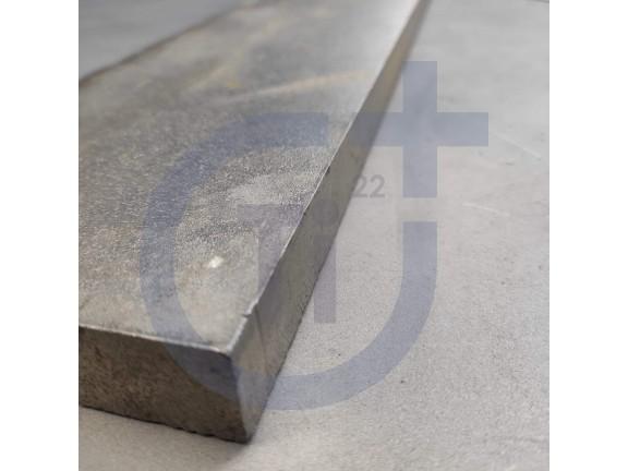 Титановый лист 16мм марка ВТ1-0