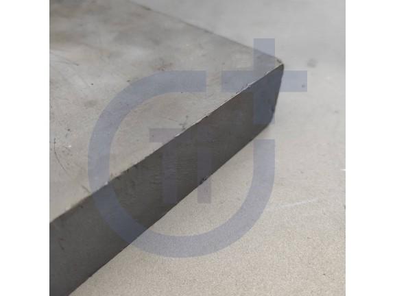 Титановый лист 25мм марка ВТ1-0