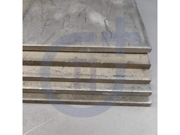 Титановый лист 6мм марка ВТ1-0