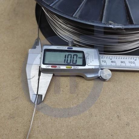 Титановая проволока 1мм марка ВТ1-00