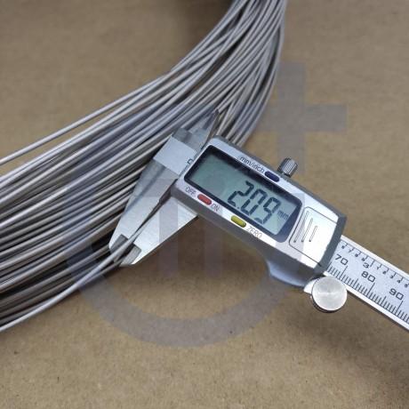 Титановая проволока 2мм марка ВТ1-00