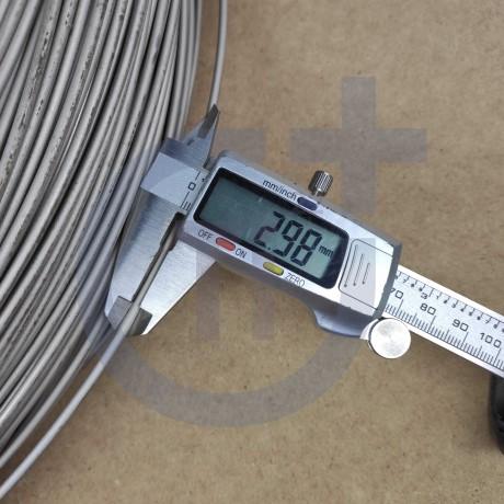 Титановая проволока 3мм марка ВТ1-00