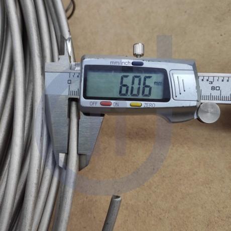 Титановая проволока 6мм марка ВТ1-00