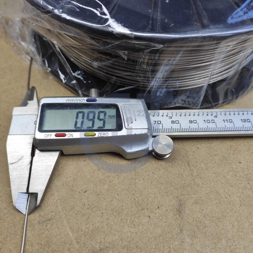 Титановая проволока 1мм марка Gr5