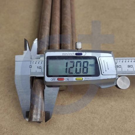 Титановый пруток 12мм марка ВТ6