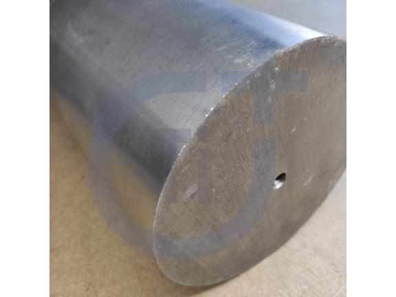 Титановый пруток 140мм марка ВТ6