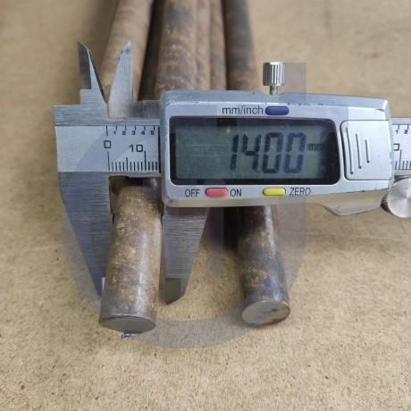 Титановый пруток 14мм марка ВТ6