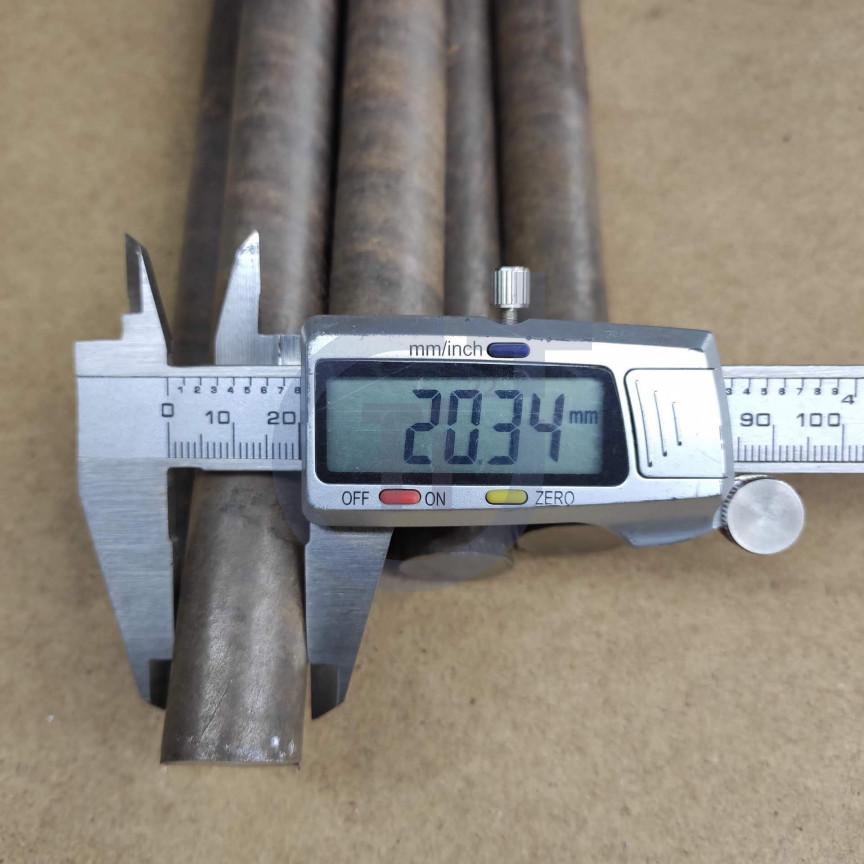 Титановый пруток 20мм марка ВТ6