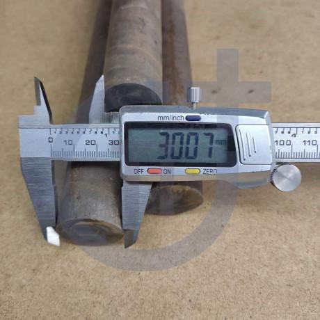 Титановый пруток 30мм марка ВТ6