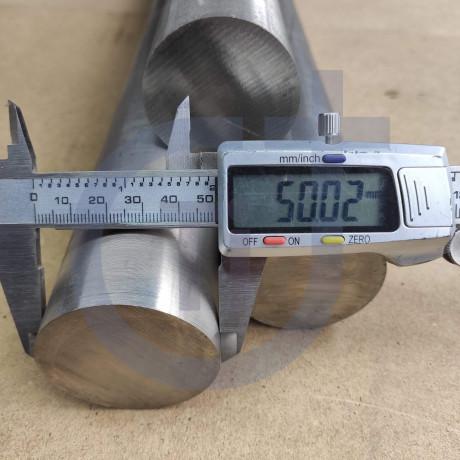 Титановый пруток 50мм марка ВТ6