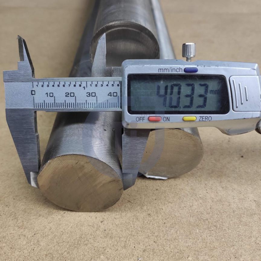 Титановый пруток 40мм марка ВТ6