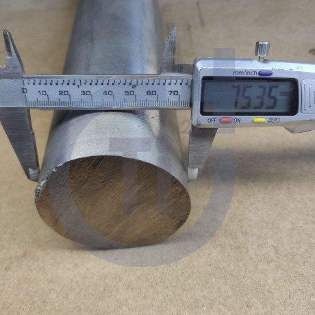 Титановый пруток 75мм марка ВТ6