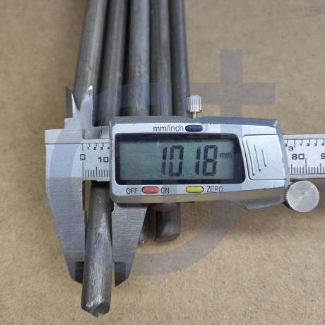 Титановый пруток 10мм марка ВТ1-0