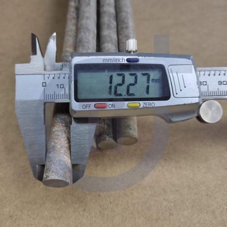 Титановый пруток 12мм марка ВТ1-0