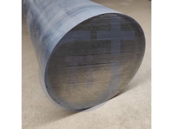Титановый пруток 130мм марка ВТ1-0