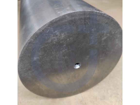 Титановый пруток 140мм марка ВТ1-0