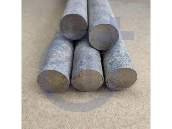 Титановый пруток 25мм марка ВТ1-0