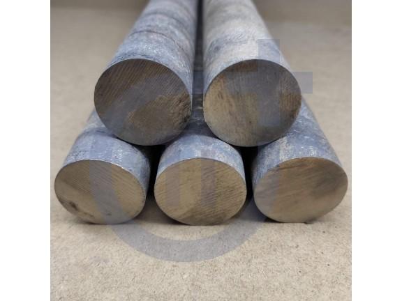 Титановый пруток 30мм марка ВТ1-0