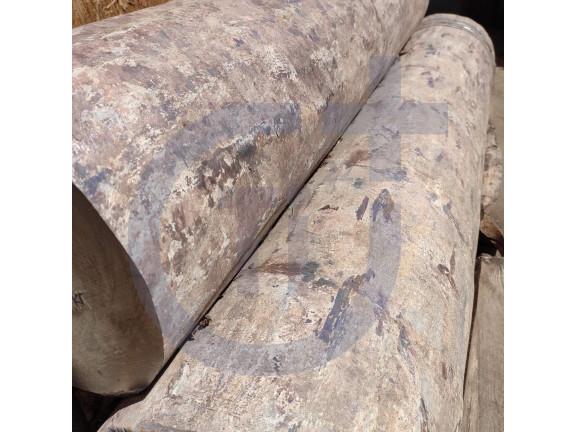 Титановый пруток 310мм марка ВТ1-0