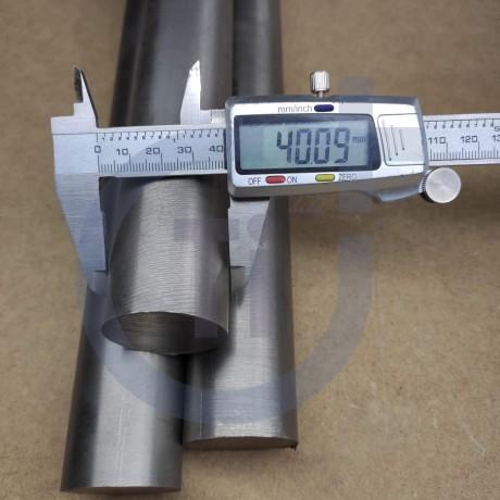 Титановый пруток 40мм марка ВТ1-0