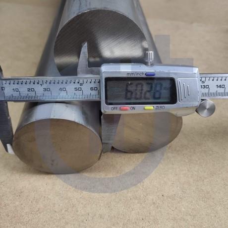 Титановый пруток 60мм марка ВТ1-0