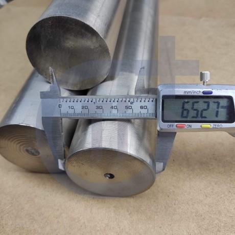 Титановый пруток 65мм марка ВТ1-0