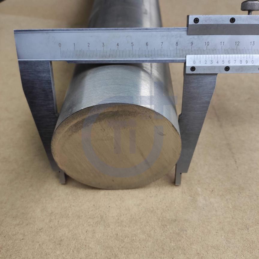 Титановый пруток 90мм марка ВТ1-0