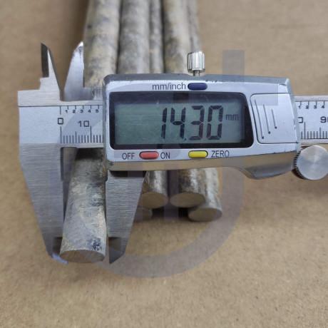 Титановый пруток 14мм марка ВТ1-0