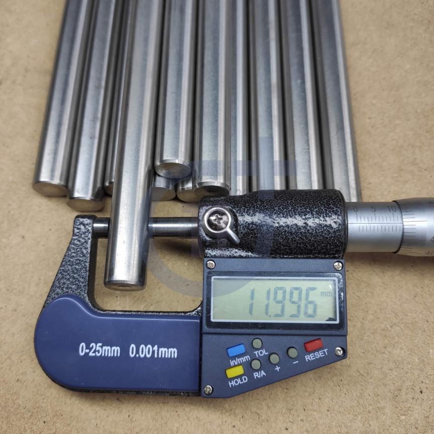 Титановый пруток 12мм марка Gr5