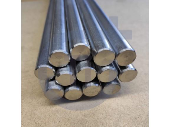 Титановый пруток 14мм марка Gr5