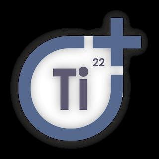 Логотип © Titanium Plus